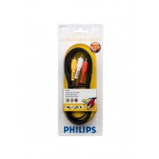Philips 1.5 Meter, TV Component AV cable - SWV2532W/10