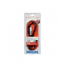 Philips Stereo Y, 3.5mm to 2RCA Audio 1.5m Cable - SWA2527W/10