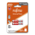 Fujitsu Alkaline Universal Power AAA 2pcs Blister Pack